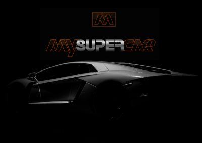 MY SUPER CAR